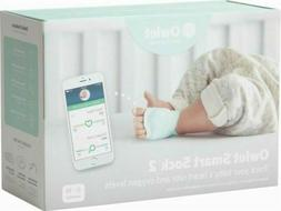FREE SHIPPING Owlet Smart Sock 2 Baby Monitor