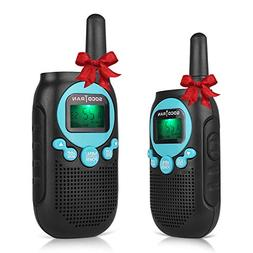 Socotran FRS/GMRS Radio Up to 5 Mile Range Walkie Takie Pair