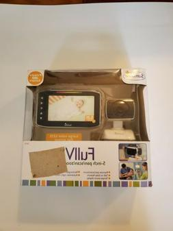 Summer Infant Full View 5-Inch Pan/Scan/Zoom Video Monitor