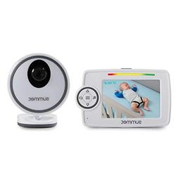 "Summer Infant Glimpse Plus 3.5"" Video Baby Monitor"