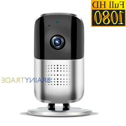 HD 1080P Smart Wifi IP Camera Home Security Baby Monitor Nan