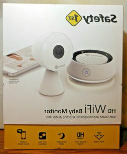 Safety 1st HD WiFi Baby Monitor ***Brand New sealed in Box**