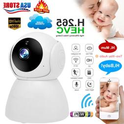 HD Wireless Wifi 1080P IP Camera CCTV Security Webcam Home B