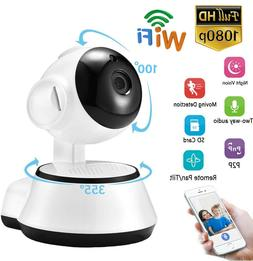 hd wireless wifi ip camera 1080p webcam