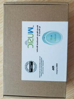 Medi-K Heartbeat Baby Monitor Safe and Portable Listening De