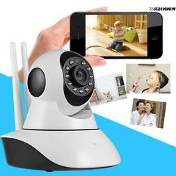 Home Baby Monitor Video Camera 720P HD WiFi Wireless IR Nigh
