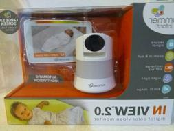 Summer Infant - In View 2.0 Digital Color Video Monitor Syst