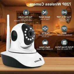 Luowice IP Camera WiFi Wireless Security Camera Indoor Dome