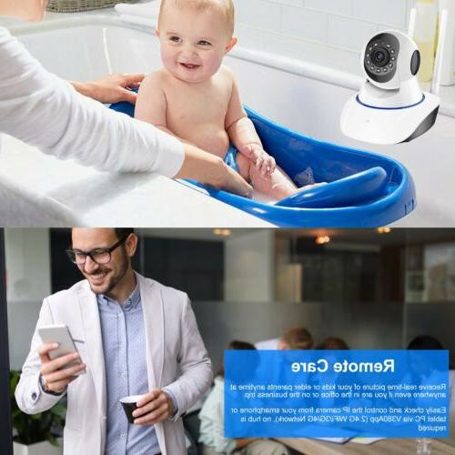 HD Security Indoor Home Baby Monitor US
