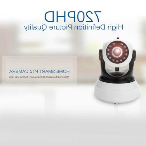 720P Tilt Security CCTV Night Vision Security Cam