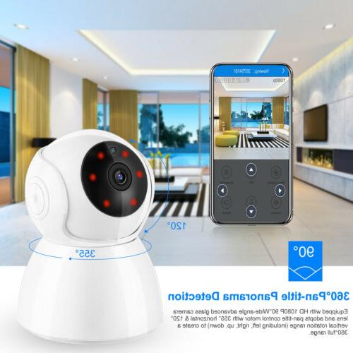 1080P Security Wireless