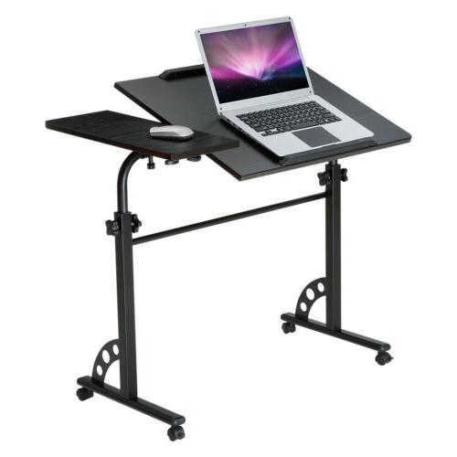 Angle Height Laptop Cart Bed Home