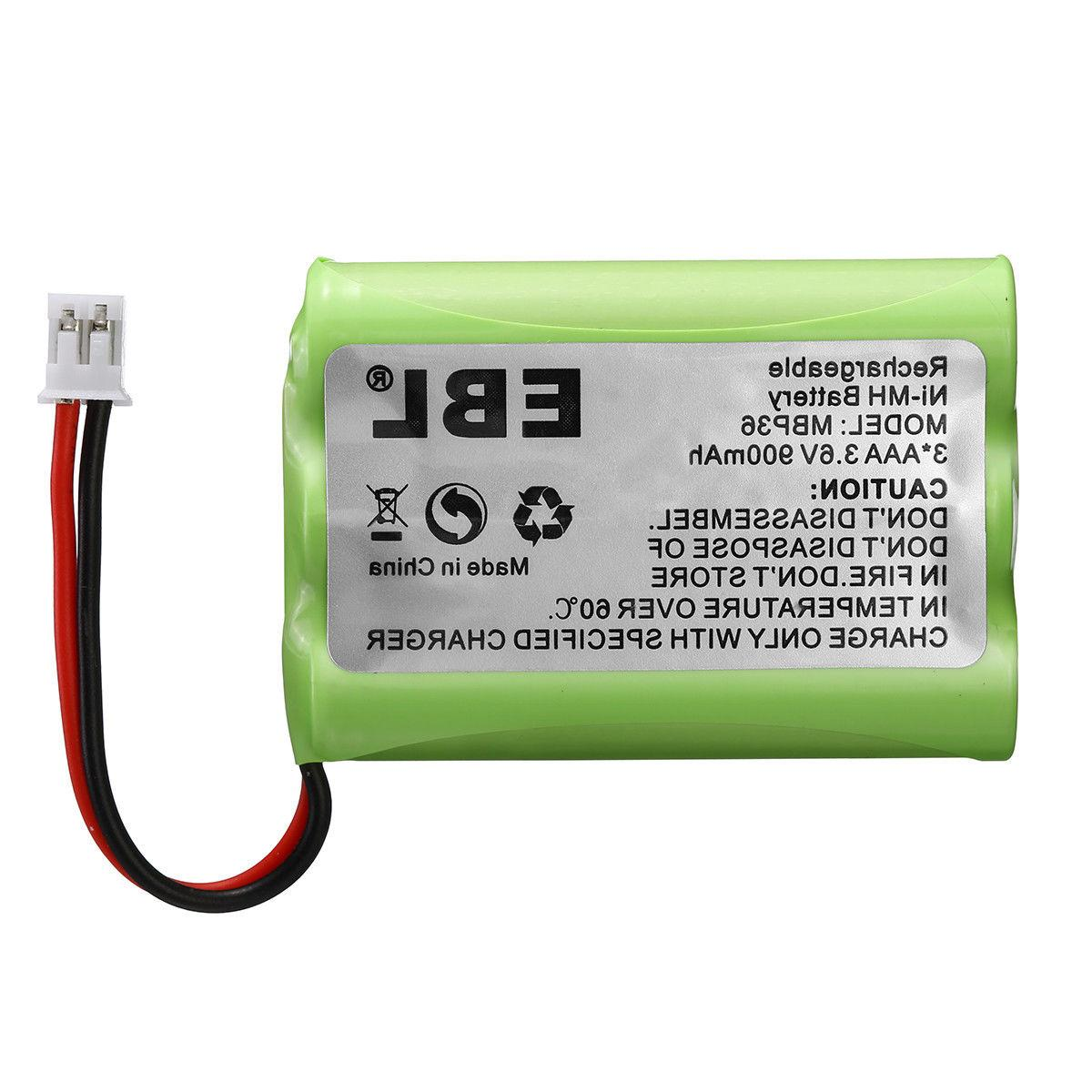 3.6V 900mAh Battery for Motorola MBP33S