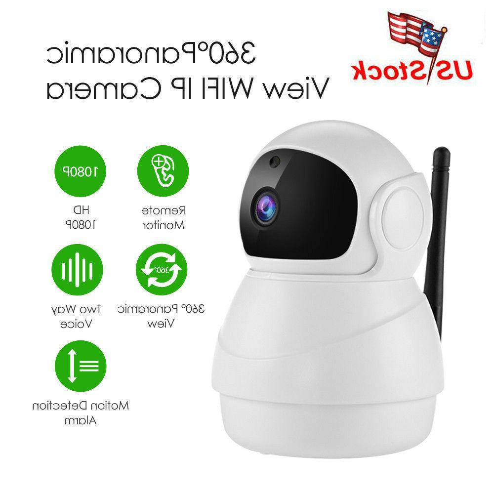 1080P Wireless WIFI Night Vision Smart Home Security IP Came