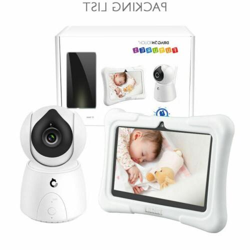 Dragon Touch Future Baby Monitor IPS LCD Touch Refurbished
