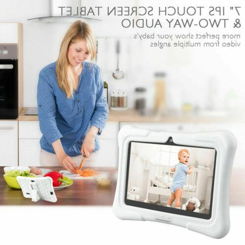 Dragon Touch Future Baby Monitor IPS Touch Refurbished