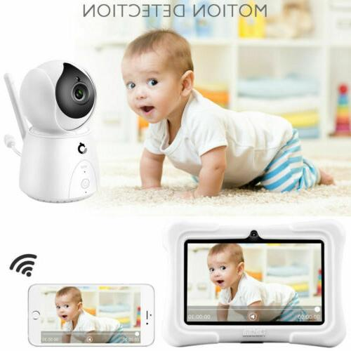 Dragon Touch Future Baby Touch Screen Night Vision Refurbished