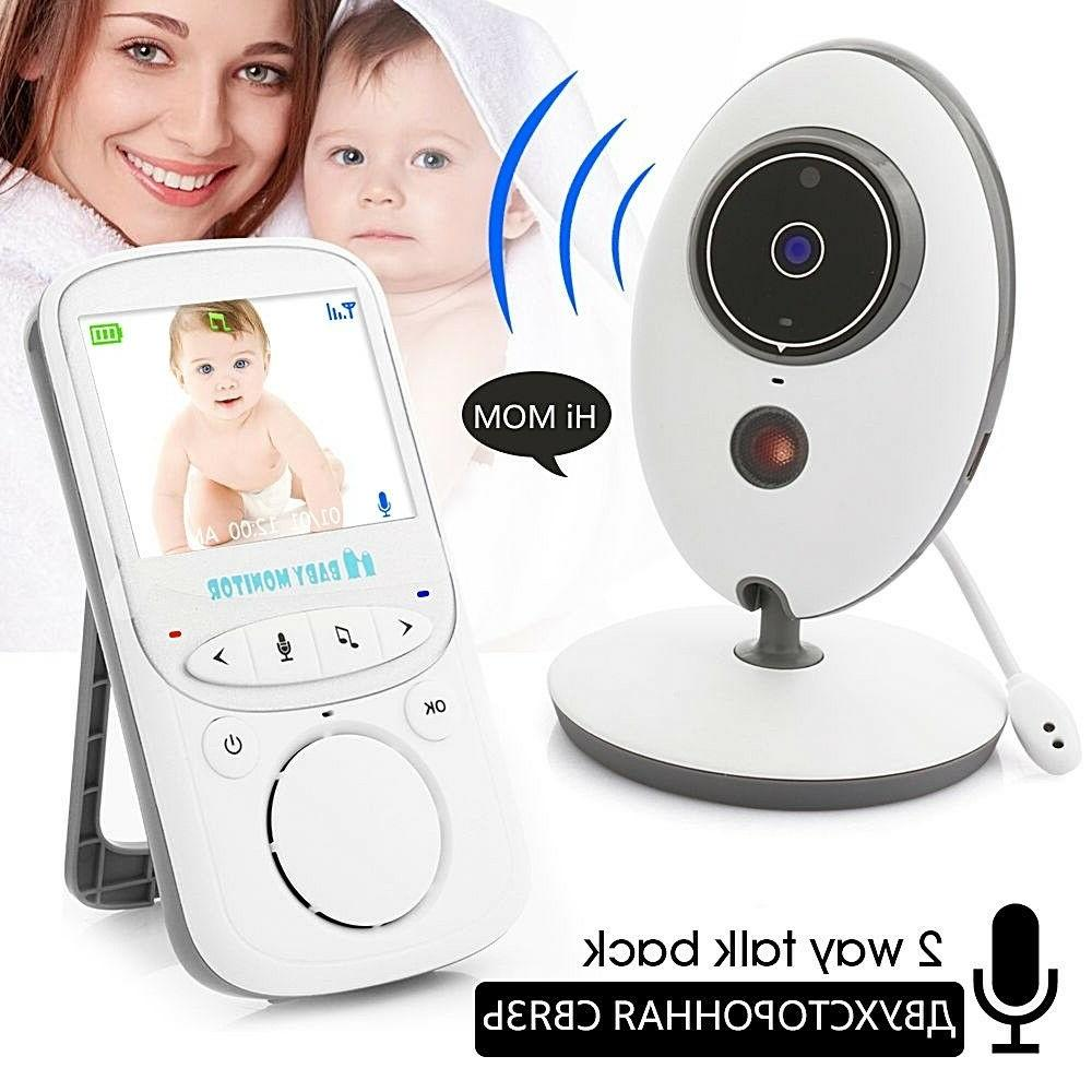 Baby monitor video camera security wireless DBPOWER Temperat