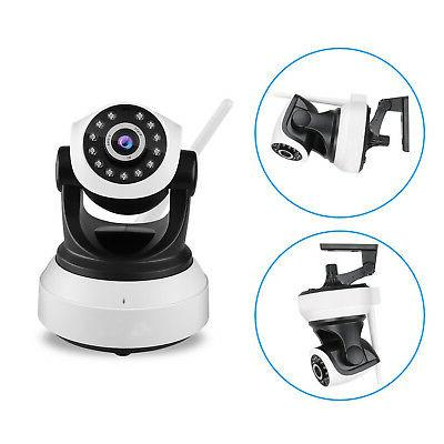 Home IP Camera 720P Wireless IR Night Wi-Fi