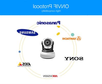 Home Video Baby Monitor IP Wireless Vision Wi-Fi