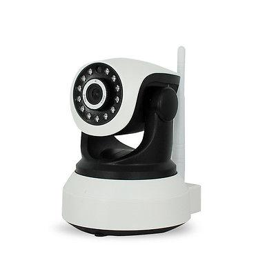 Home IP Wireless IR Wi-Fi cam PT