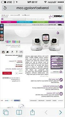 Lorex dual camera baby monitor