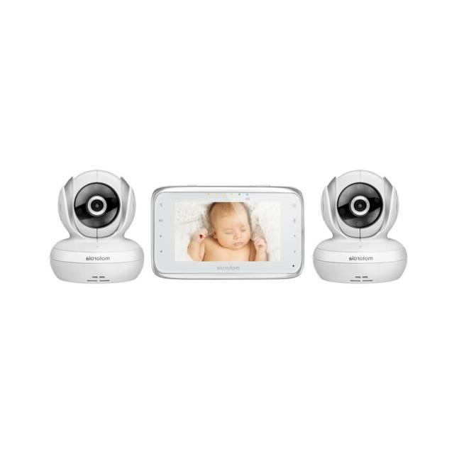 Motorola Digital Baby Monitor 4.3-Inch Color 2 Pan,