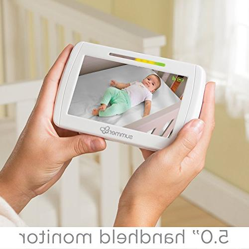 Summer Infant In Video Baby with 5-inch and