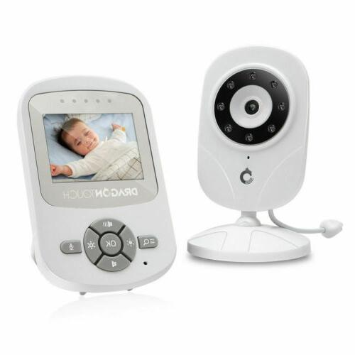 baby monitor dt24 pro wireless 1000ft security