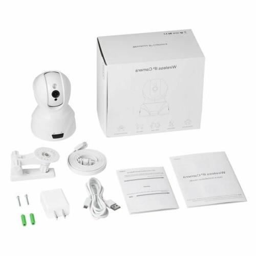 Baby HD Security Pan Video Night Vision