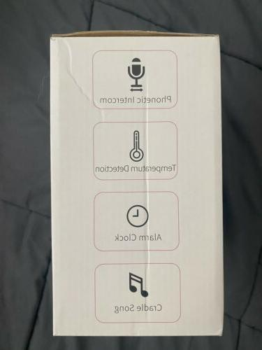 """SCOZER Baby Monitor Video 720p 5"""" NEW IN HAND"""