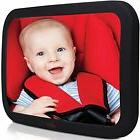 Baby Backseat Rear Facing Mirrors Mirror For Car Largest and