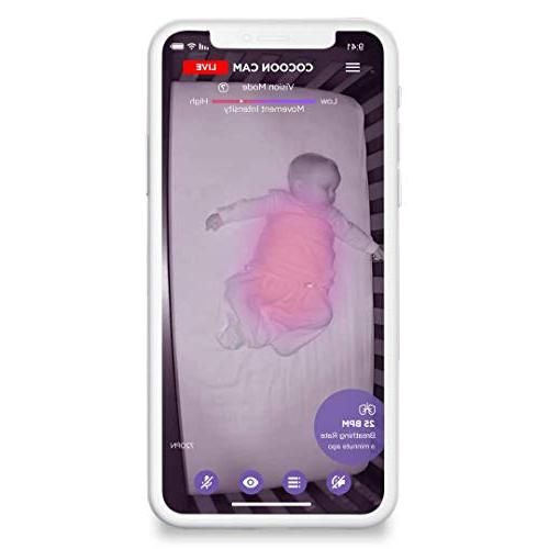 Cocoon Cam - Baby Monitor with Monitoring Version