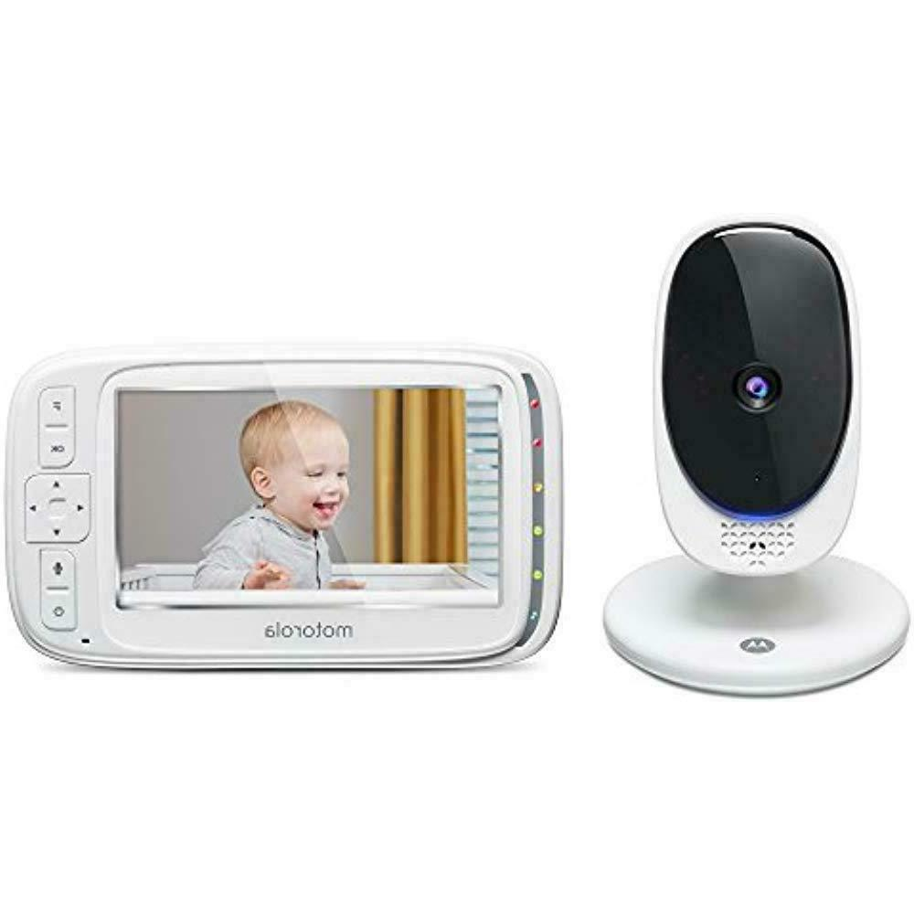 Motorola 50 Video Baby Color Display Digital &