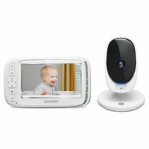 comfort 50 5 display video baby monitor
