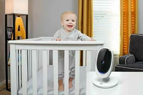 "Baby Monitor 5"" Color Display Two-Audio Infrared"