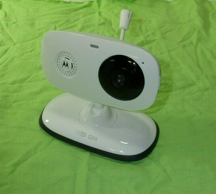 Motorola Digital Video Monitor Internet Viewing - MBP662