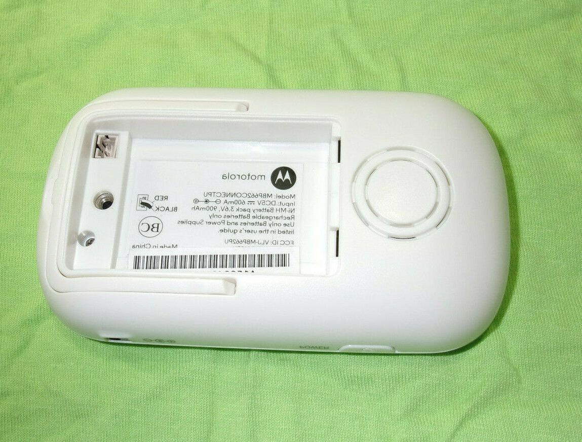 Motorola Digital Monitor with Viewing