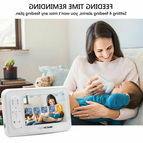 DT40 Baby Video Vision Lullaby Temperature
