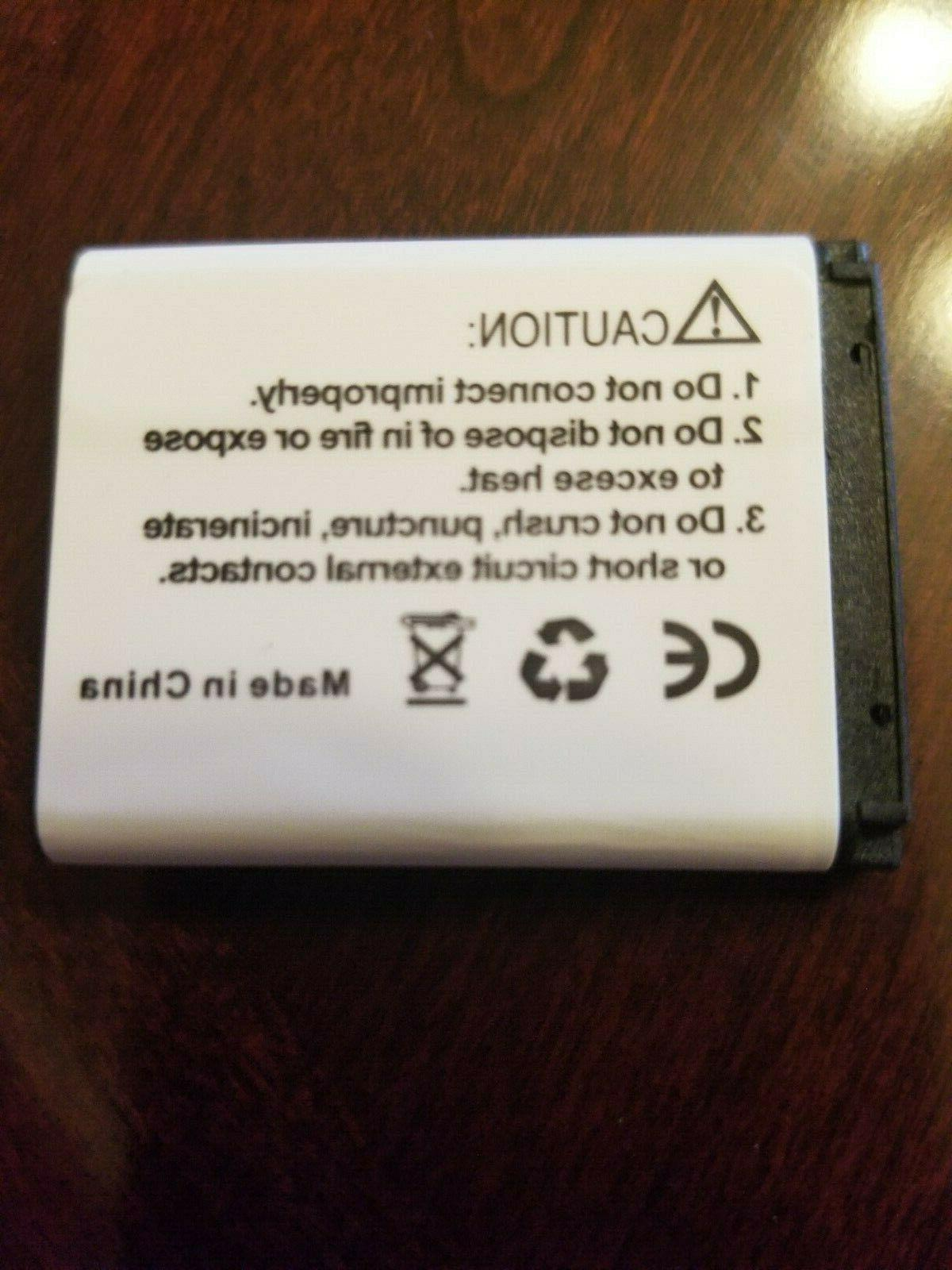 Video Monitor EU to US ADAPTERS and BATTERY Foscam