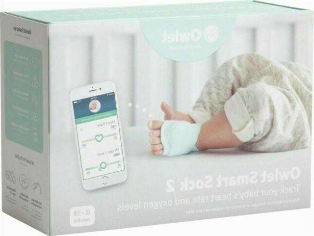 smart sock 2 baby monitor track baby