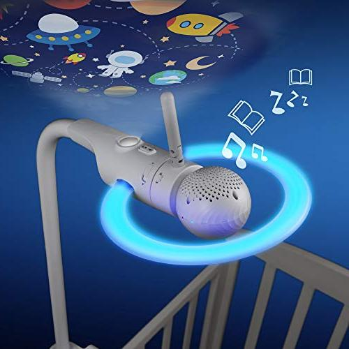 Motorola Wi-Fi Baby Monitor & Soother