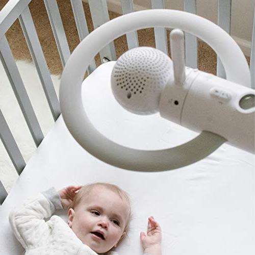 Motorola Halo+ Over-The-Crib Wi-Fi Soother