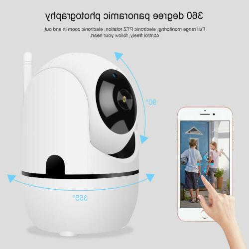 JOOAN HD WIFI Camera Home IP Camera Baby Pet