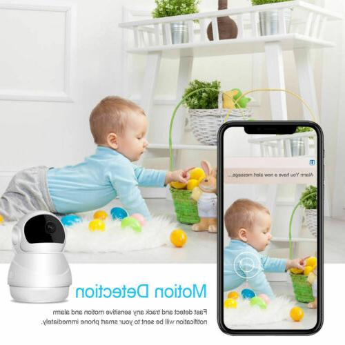 JOOAN WIFI 2 Way Audio Baby Monitor