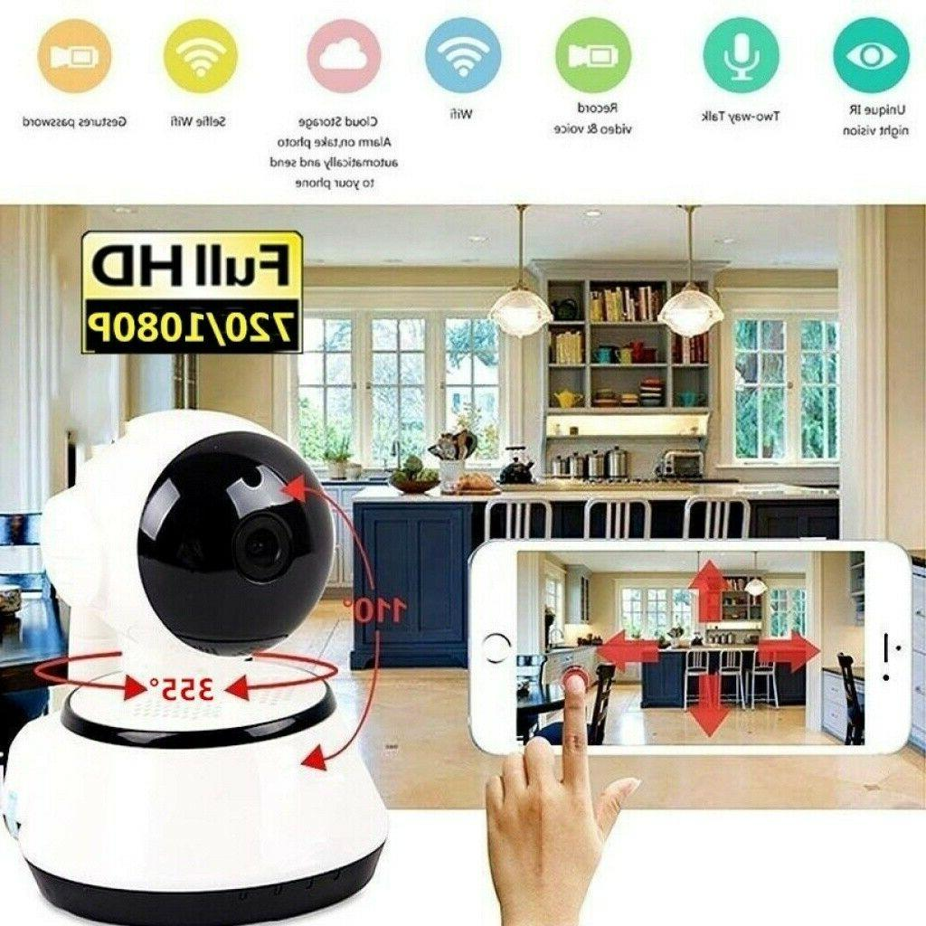 HD Wireless Camera 1080P Baby Pet Remote Security