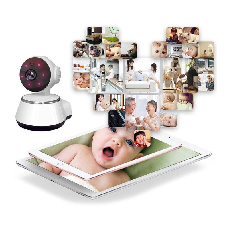 HD Wireless IP Camera Monitor Home Security