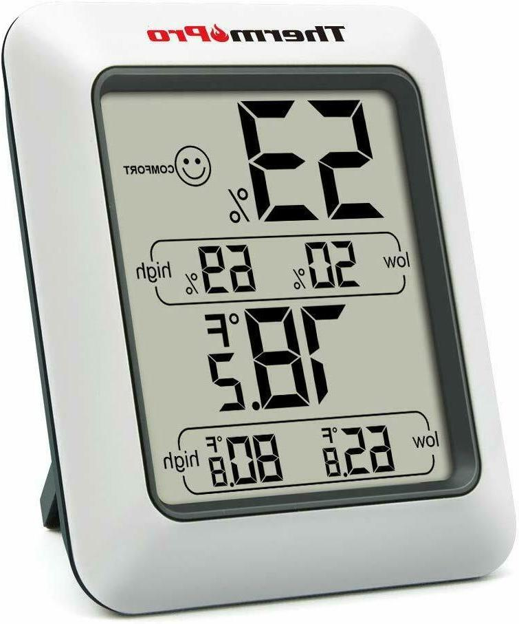 hygrometers digital indoor thermometer room and humidity