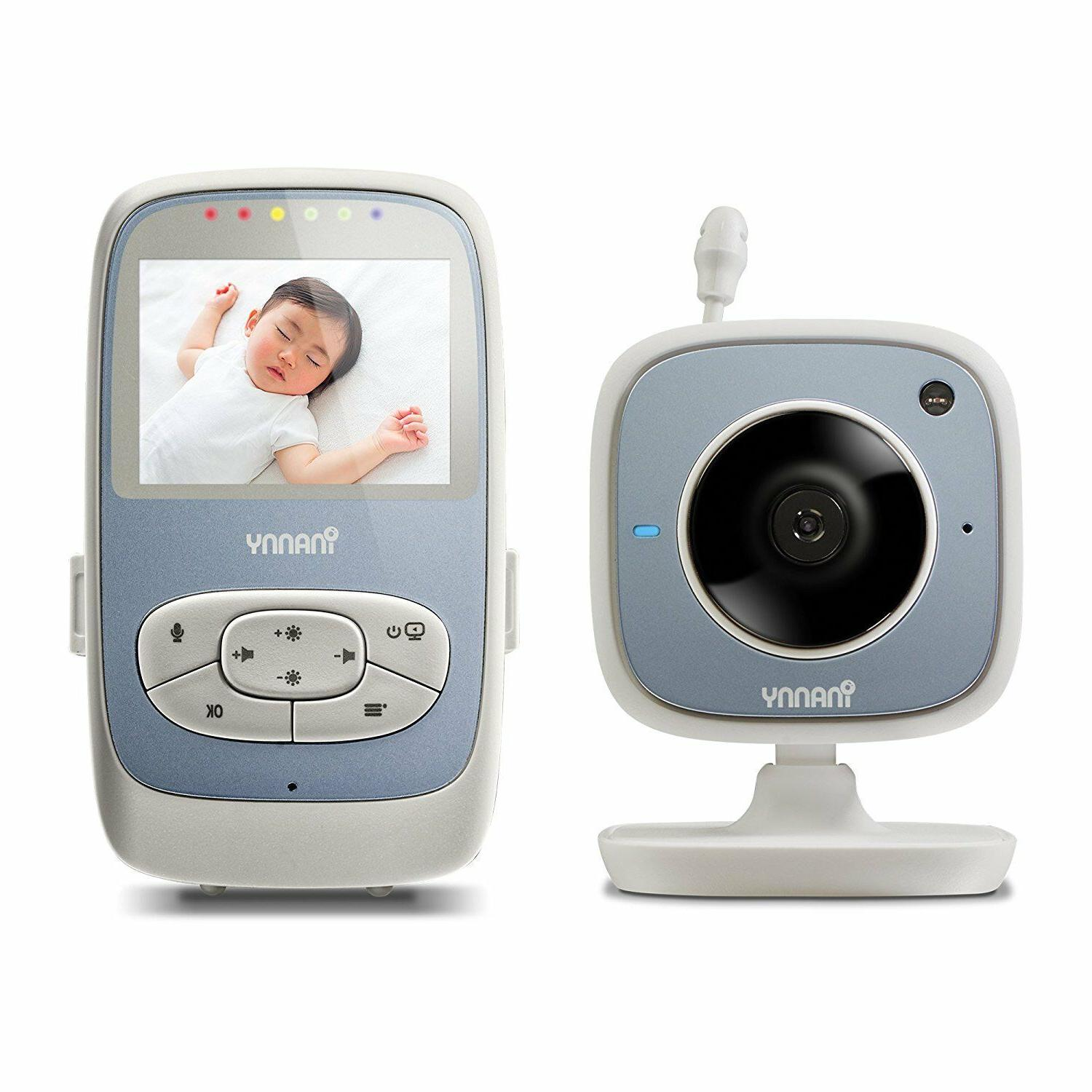 iNanny Baby LCD Display and Wi-Fi Viewing