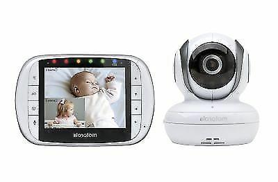 Motorola MBP33S Wireless Video Baby Monitor with 2.8-Inch Co
